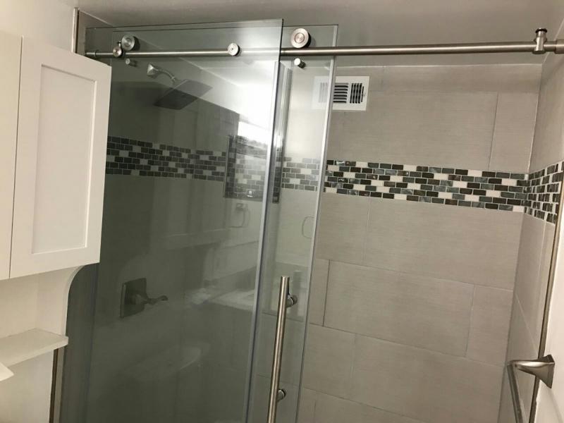 leners shower