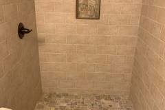 BASEMENT GUEST BATHROOM UPDATE