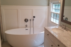 Master bathroom update