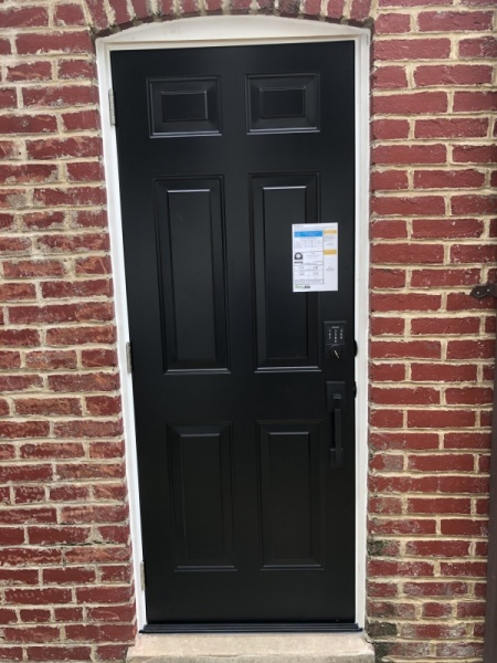 PROVIA SIDE ENTRY DOOR