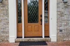 PROVIA ENTRY DOOR WITH SIDELITES